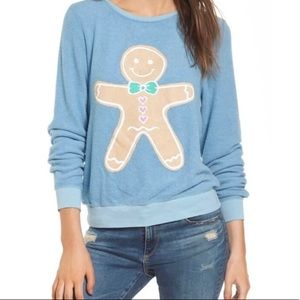 NWT Dream Scene Gingerbread Man BBJ  by Wildfox